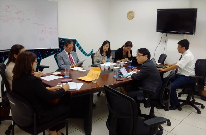 KSP in El Salvador - Local Reporting Workshop and Additional Pilot Study