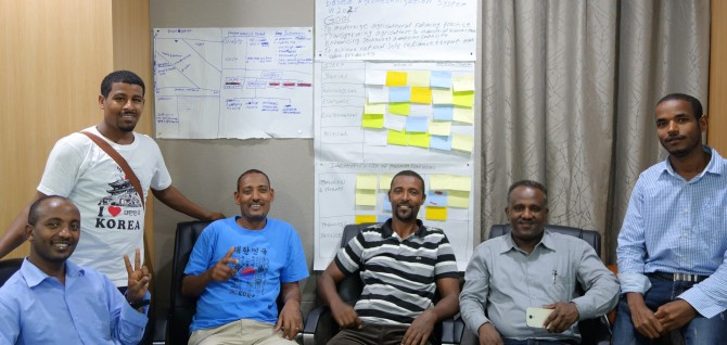2nd year Capacity Building Program for STIC of Ethiopia