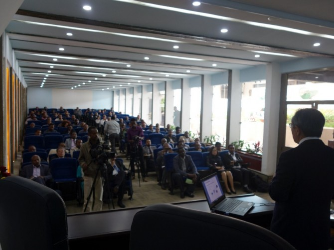 National Science, Technology and Innovation Week in Ethiopia
