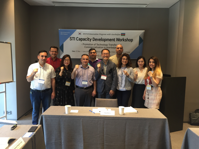 (Azerbaijan) STI Capacity Development Workshop: Invitational Training Program