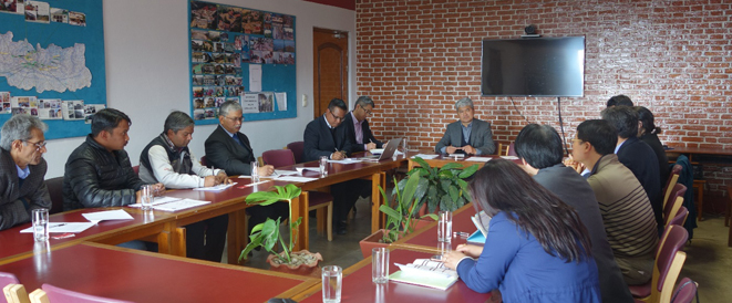 Visit to Nepal for the preparation of Integrated Rural Development Project (IRDP)